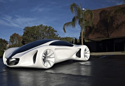 2010 Mercedes-Benz BIOME concept 2
