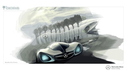2010 Mercedes-Benz BIOME concept 17