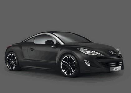 2010 Peugeot RCZ Asphalt 1