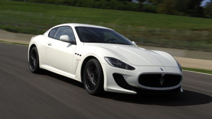 2010 Maserati GranTurismo MC Stradale - track test 1