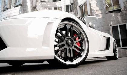 2010 Lamborghini Gallardo White Edition by Anderson Germany 4