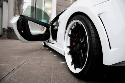 2010 Lamborghini Gallardo White Edition by Anderson Germany 5