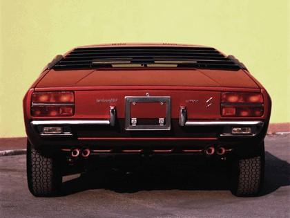 1970 Lamborghini Urraco S 4