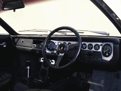 1970 Lamborghini Urraco S 5
