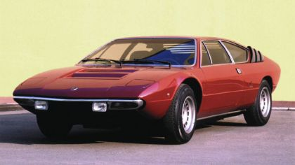 1970 Lamborghini Urraco S 7