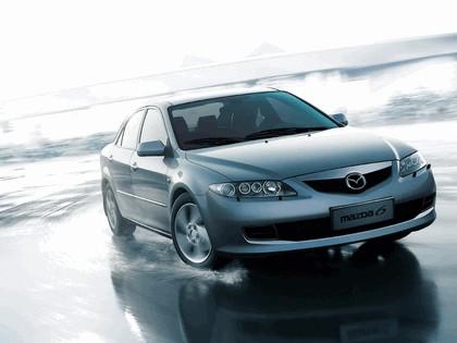 2005 Mazda FAW 6 chinese version 1