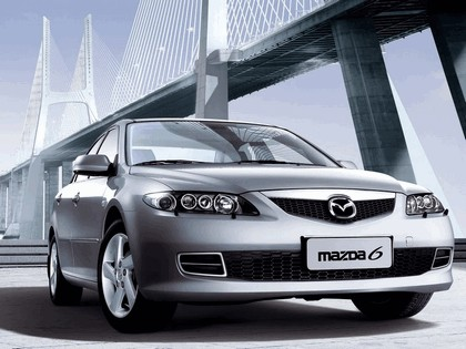 2005 Mazda FAW 6 chinese version 3