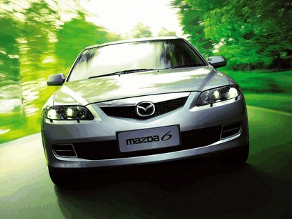 2005 Mazda FAW 6 chinese version 5