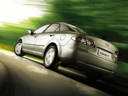 2005 Mazda FAW 6 chinese version 6