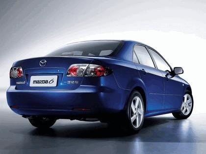2005 Mazda FAW 6 chinese version 7