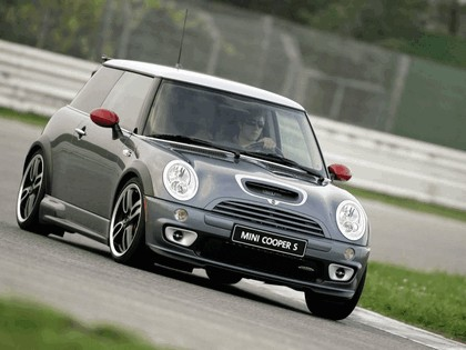 2005 Mini Cooper S with John Cooper Works GP Tuning Kit 8