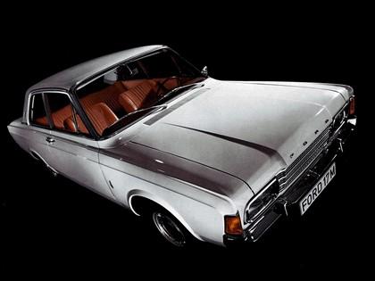 1968 Ford Taunus ( P7 ) coupé 1