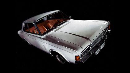 1968 Ford Taunus ( P7 ) coupé 7