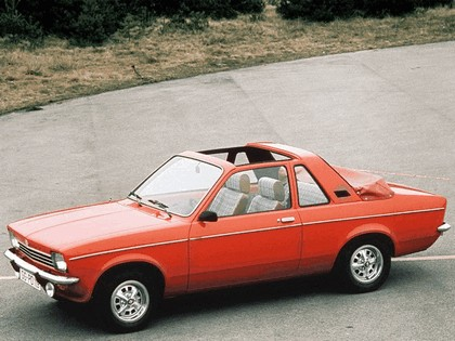 1976 Opel Kadett ( C ) Aero 3