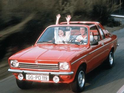 1976 Opel Kadett ( C ) Aero 5