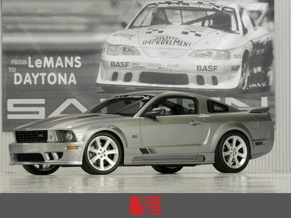 2005 Ford Saleen Mustang 9