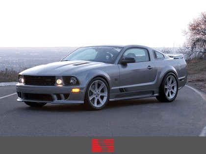 2005 Ford Saleen Mustang 10