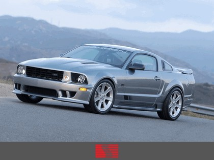 2005 Ford Saleen Mustang 11