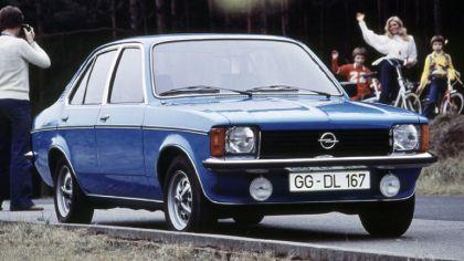 1977 Opel Kadett ( C ) 4-door 6