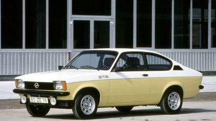 1977 Opel Kadett ( C ) GT-E 4