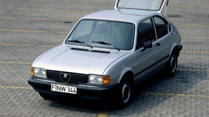 1981 Alfa Romeo Alfasud 3-door 2