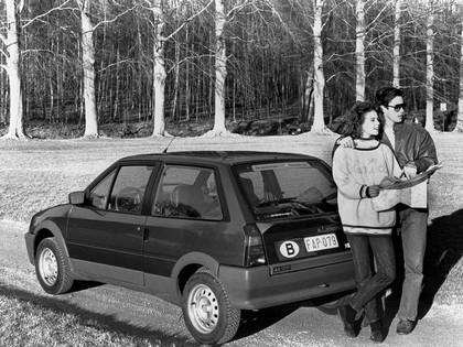 1986 Citroen AX GT 2