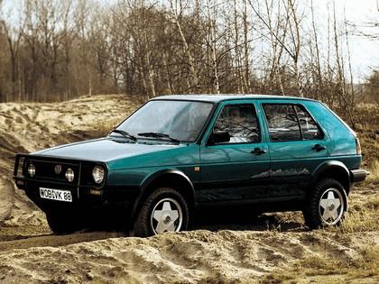 1990 Volkswagen Golf Country 2