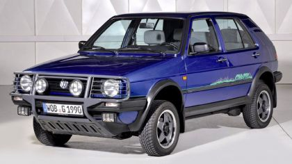 1990 Volkswagen Golf Country 2