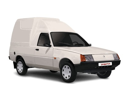 1998 Zaz 1105 57 Tavria Pickup 1