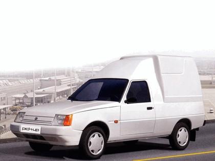 1998 Zaz 1105 57 Tavria Pickup 2