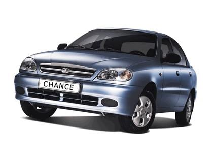 2009 Zaz Chance sedan 1