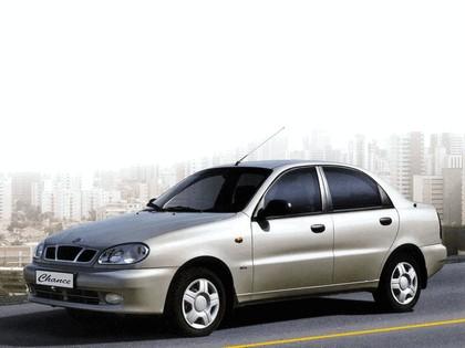 2009 Zaz Chance sedan 2