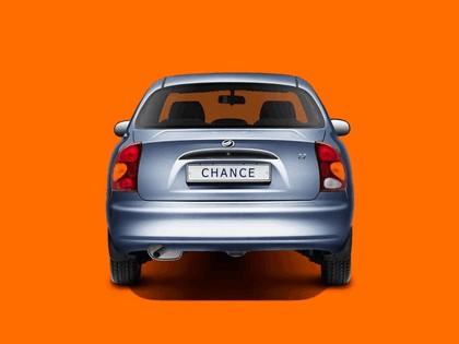 2009 Zaz Chance sedan 4