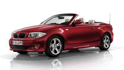 2011 BMW 1er cabrio 8