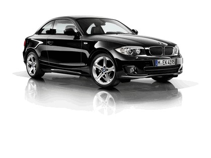 2011 BMW 1er coupé 1