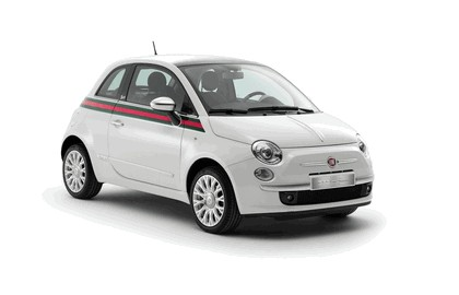 2011 Fiat 500 by Gucci 1
