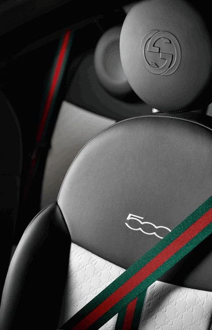 2011 Fiat 500 by Gucci 3