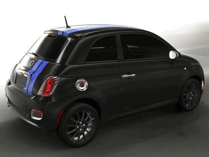 2011 Fiat 500 Mopar - renderings 3