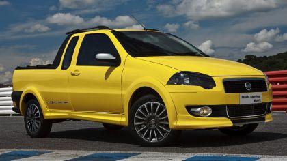 2011 Fiat Strada Sporting 9