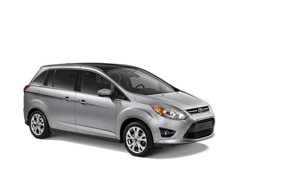 2011 Ford C-max - USA version 3