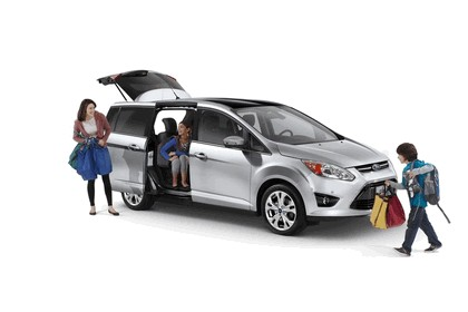2011 Ford C-max - USA version 10