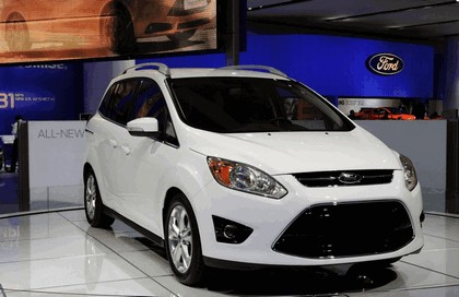 2011 Ford C-max - USA version 15