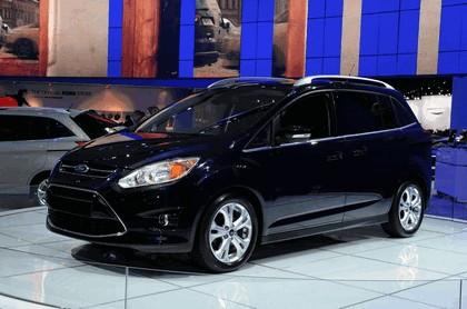 2011 Ford C-max - USA version 16