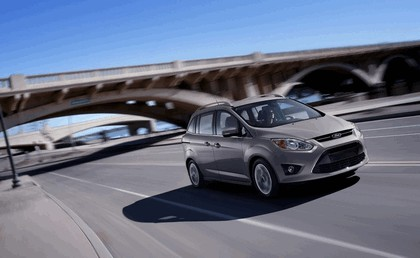 2011 Ford C-max - USA version 18