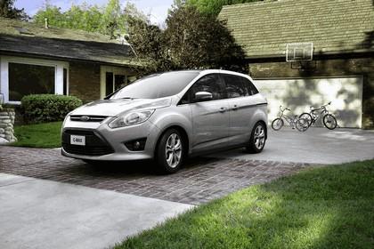 2011 Ford C-max - USA version 20
