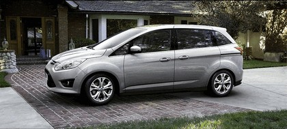 2011 Ford C-max - USA version 21