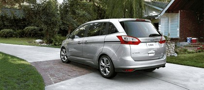 2011 Ford C-max - USA version 22