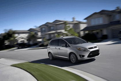2011 Ford C-max - USA version 35