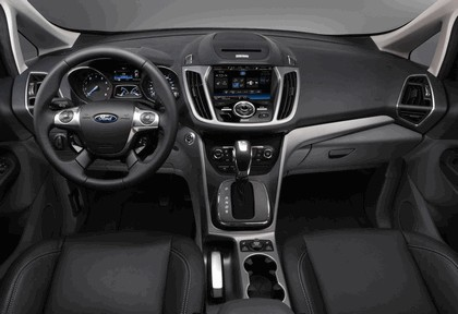 2011 Ford C-max - USA version 43