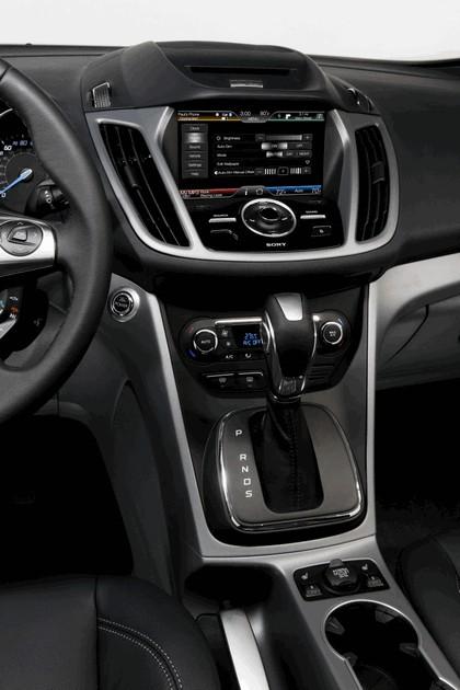 2011 Ford C-max - USA version 51